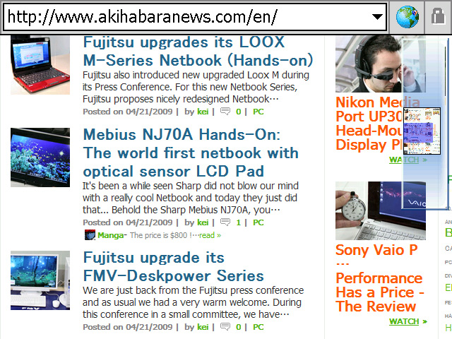 NetFront Browser 3.5